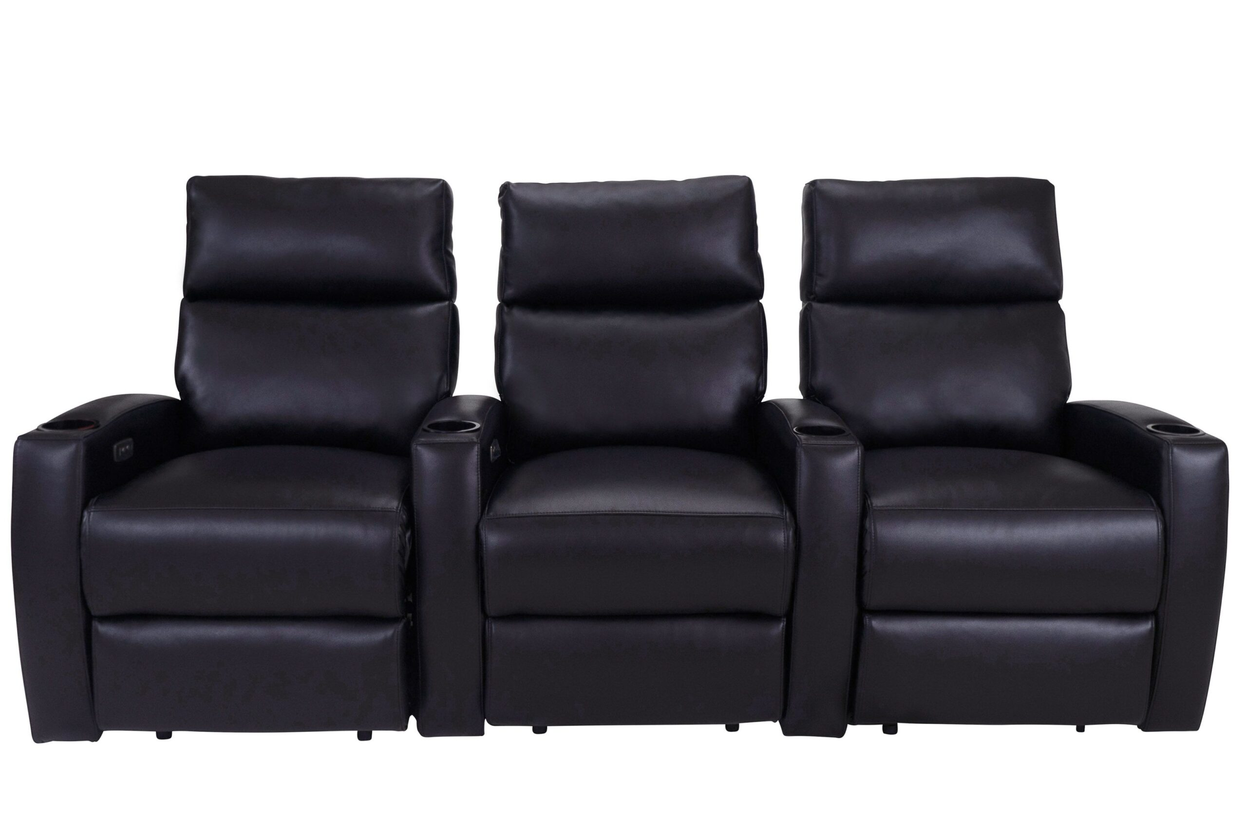 Galaxy 3 Chair Straight Row