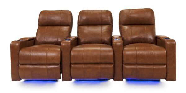 Prestige 3 Chair Straight Row