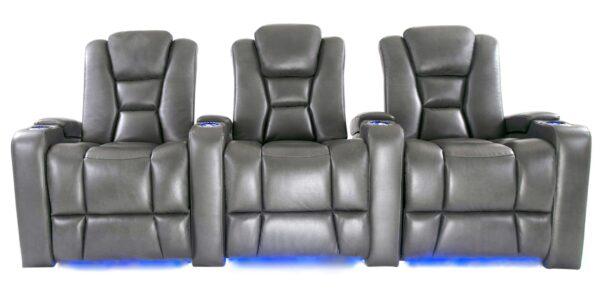 Three Chair Seating
